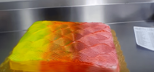 This Color Changing Cake is breaking the internet and baking the minds of the viewers with great optical illusions!