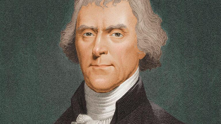 Thomas Jefferson (1801-1809) Net worth: $212 Million