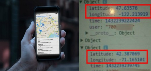 Your apple iPhone has a secret mapping service that plots and tracks your