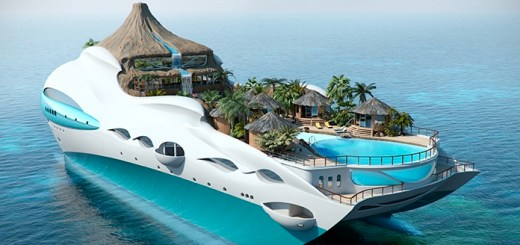 Floating extravaganzas - The top 10 most expensive yachts In the world