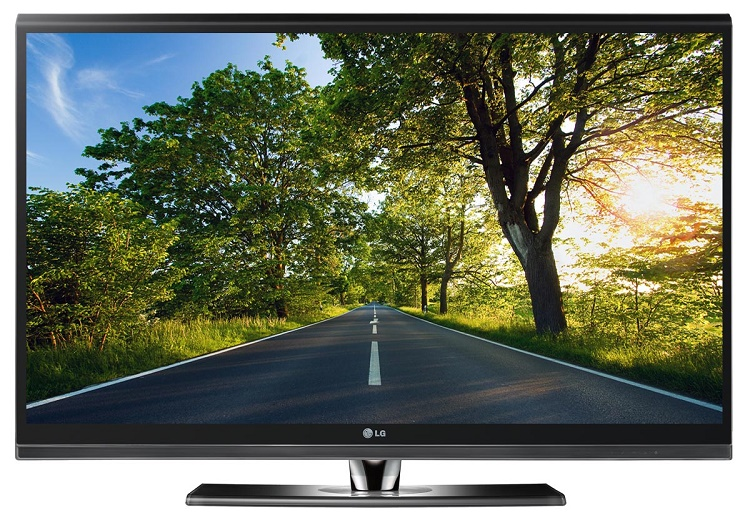 The LCD and widescreen HD TV