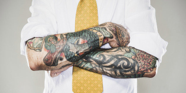 A Tattoo will reduce your Career Opportunities