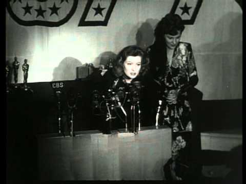Greer Garson wouldn't let go