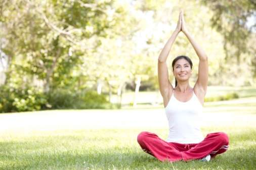 Practice Yoga or Mediation to De-Stress Yourself