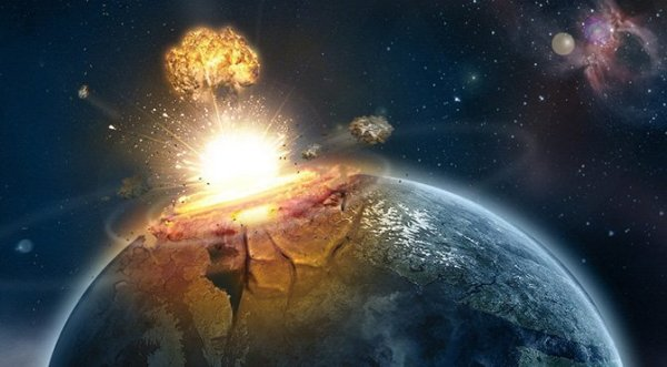 The Chicxulub Crater Is One of Its Kind on Earth