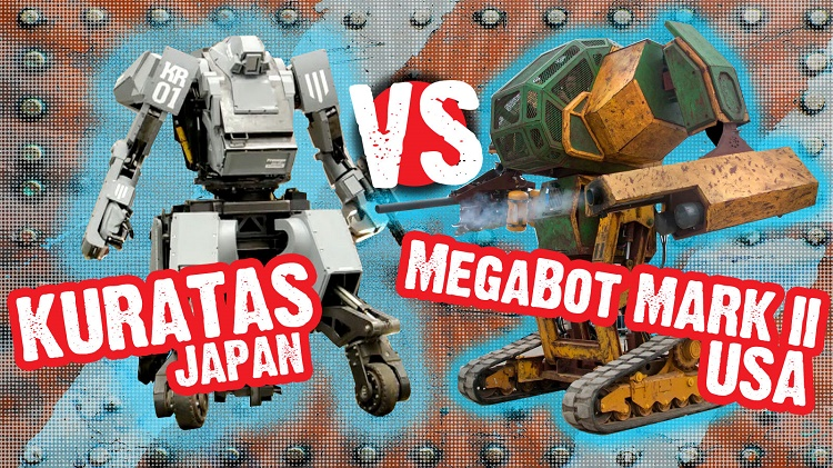 The Makers of the Giant Robots