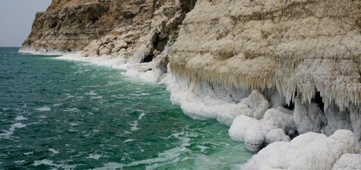 The amazing dead sea and Its rejuvenating properties