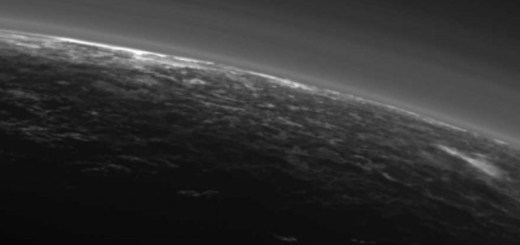 These thrilling new Images of clouds hovering on Pluto are really splendid!