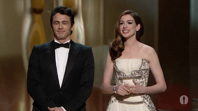When Anne Hathaway had to do double work