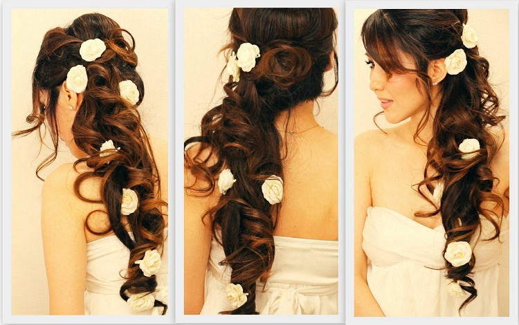 Hair style for Pisces