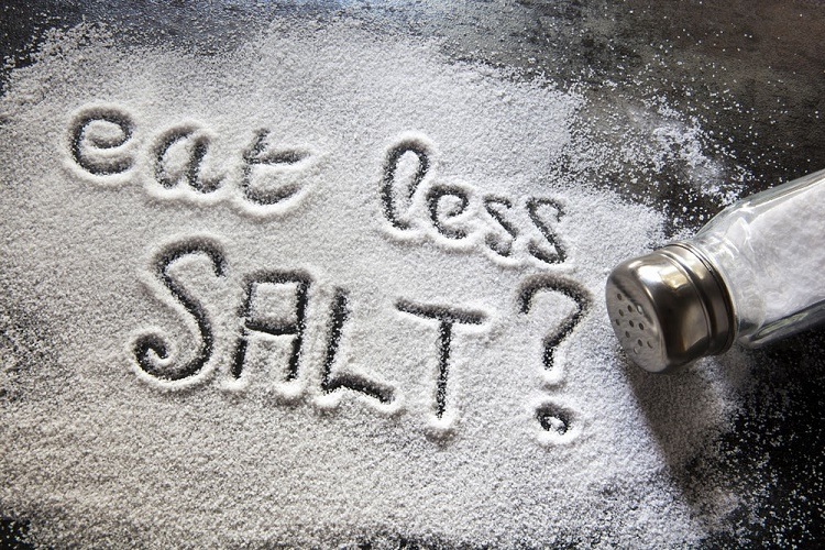 Excess of Sodium in Food