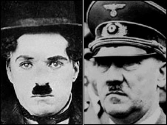Hitler was a fan of Charlie Chaplin