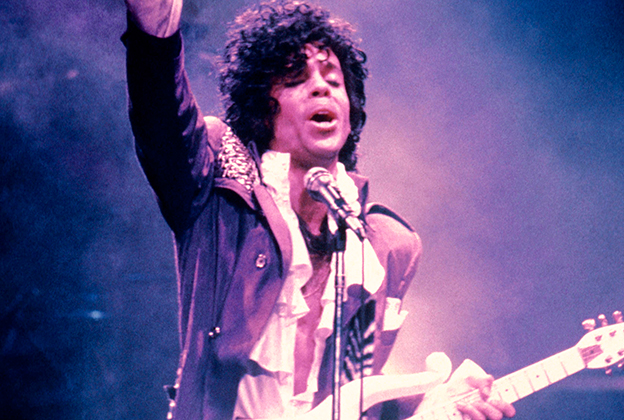 Prince First Approached Stevie Nicks to Write the Lyrics