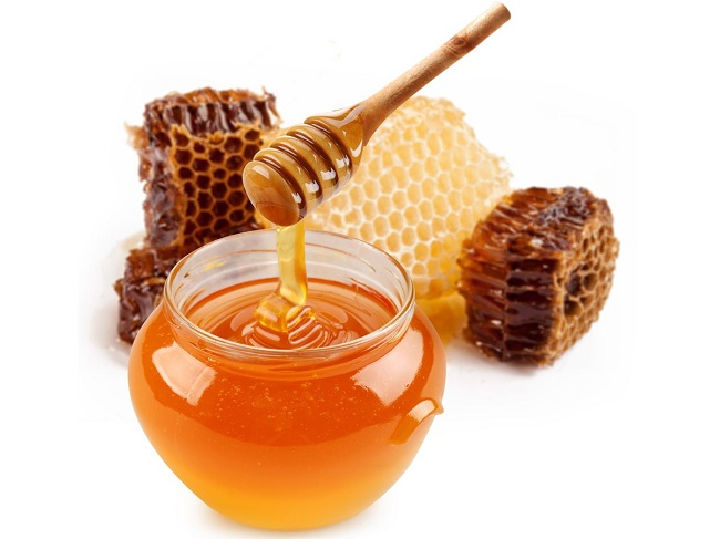Honey for humectants