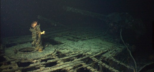 World War II aircraft carrier, the USS Independence discovered after 64 years