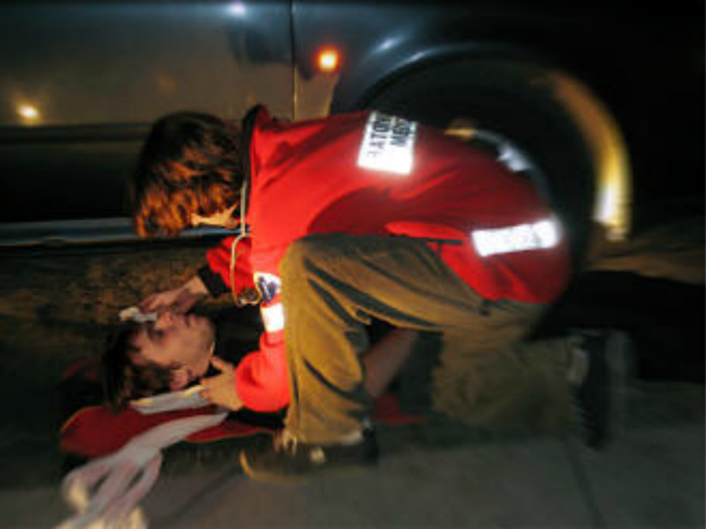 act in emergencies CPR is important