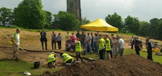 Amazing! Archaeologists have discovered a 4th Century Roman Fort unearthed in Lancaster