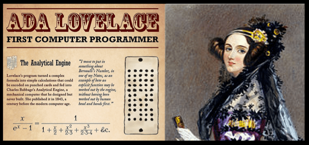 The Enchantress of Numbers and First Computer Programmer