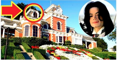 Police found something very strange at Michael Jackson's Neverland Ranch