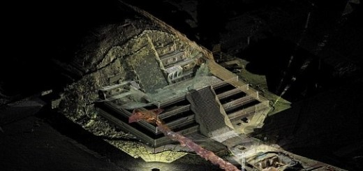 Secret tunnel discovered beneath Aztec pyramids reveals an ancient civilization lost for 6 centuries