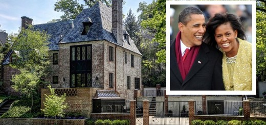 This is where President Obama be living after White house. Take a look at President Obama's new house