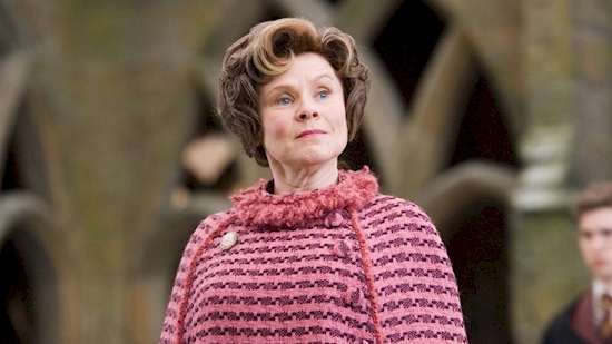 Umbridge is based on a real person