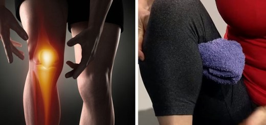 Try this simple stretch to stop Knee Pain in minutes