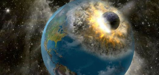 Watch what will happen to our planet if an Earth like asteroid hit us