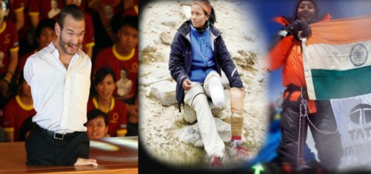 World's most inspiring people with disabilities who rose above their physical challenges