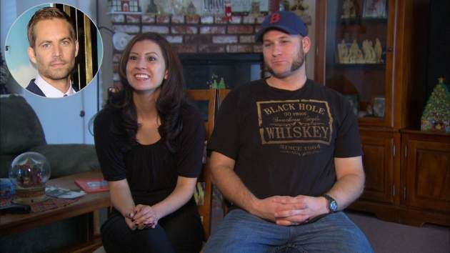 An act of kindness for newly married couple