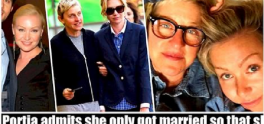 12 Cute facts about Hollywood's cutest couple Ellen and Portia
