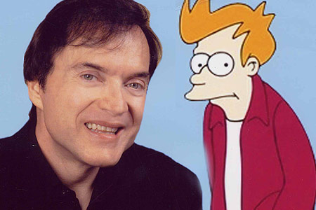 Billy West is the voice