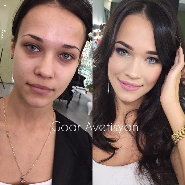 Perfection in Makeup
