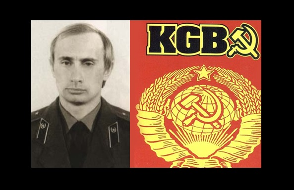 Putin Worked for KGB