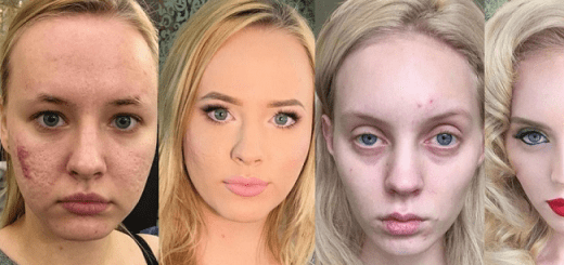 These 12 unbelievable makeup transformations will leave you stunned!