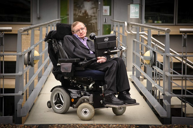 Hawking's supports Euthanasia or Assisted Suicide