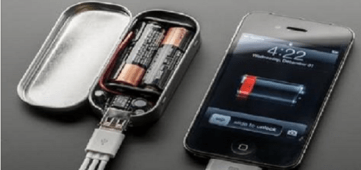 Here's how to make your own smartphone power bank at home