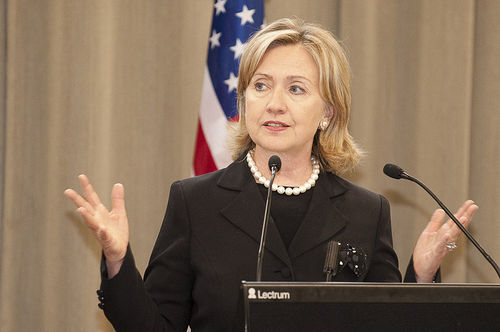 Hillary Clinton in most influential lawyers in America