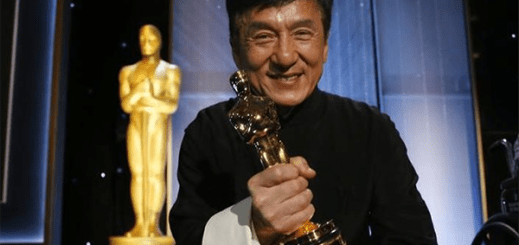 Jackie Chan has finally won an Oscar for life time achievement and contribution to Cinema