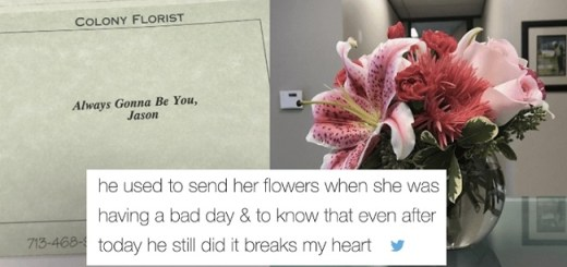 The Guy Sent His Ex-Wife Flowers When Their Divorce Finalized And We're Heartbroken