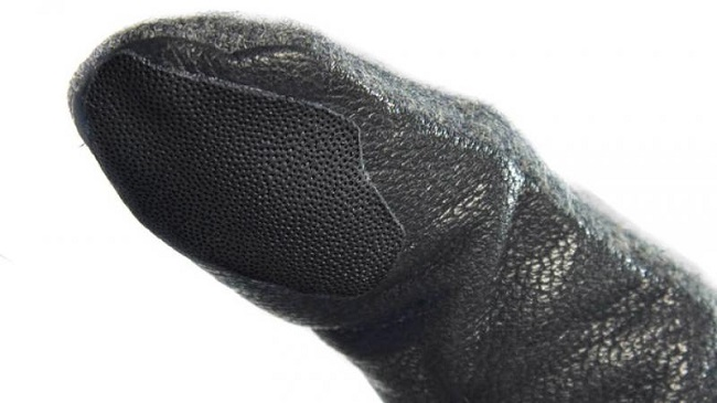 Gloves with Synthetic Fingerprints