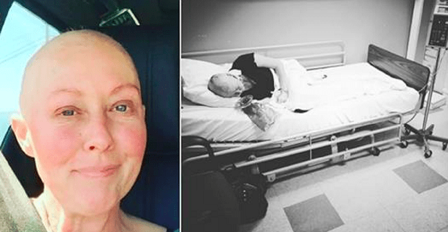 Shannen Doherty shares her battle with Cancer in a heartbreaking interview for her fans