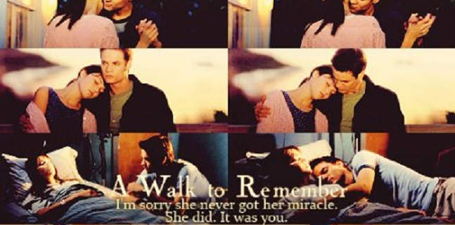 """5 Unforgettable moments from """"A walk to remember"""" on its 15th anniversary"""