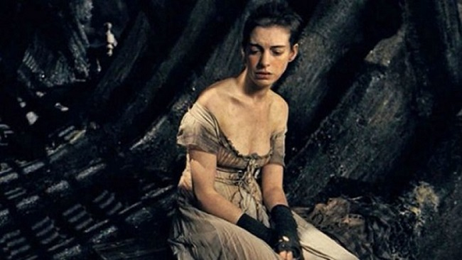 Anne Hathaway- Les Miserbles