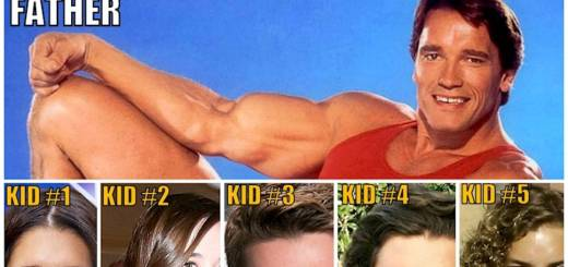 Arnold Schwarzenegger's children are all grown up and you won't believe how they look now