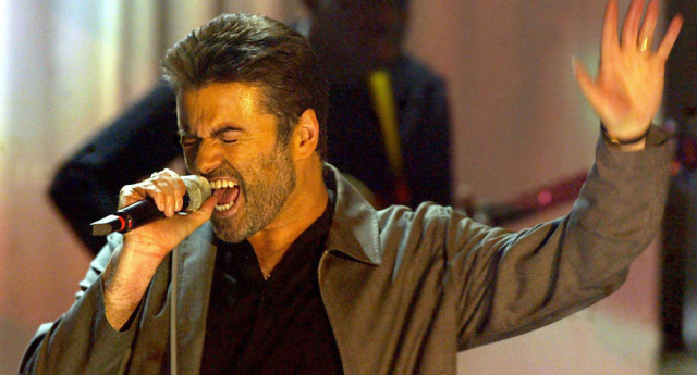 George Michael donated selflessly and remained anonymous