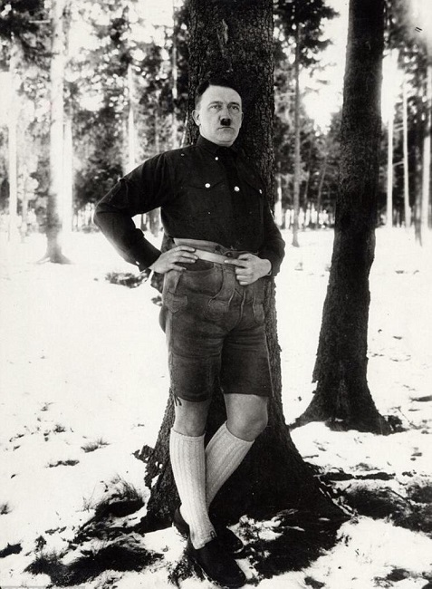 Hitler banned this photo in 1930