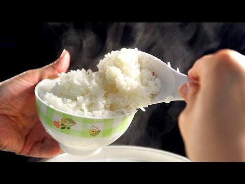 How to test for plastic rice