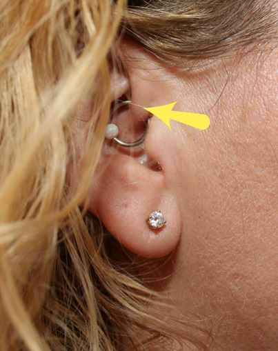 positive effects of daith piercing