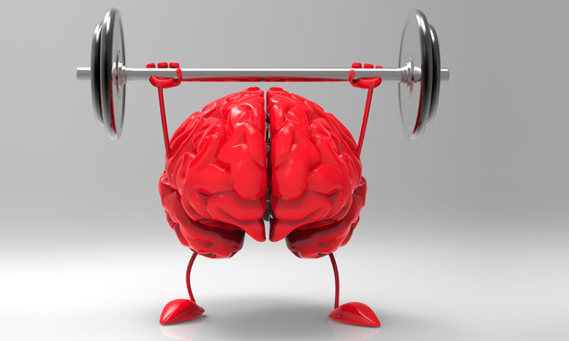 Exercise your body and train your mind